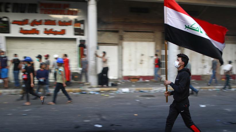 Irak: Ministerpräsident verspricht nach Massenprotesten Wahlreform