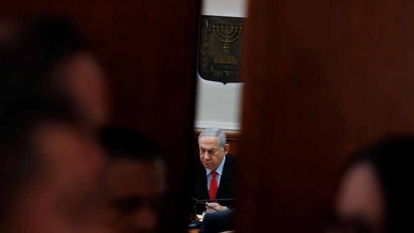 Israel: Oppositionschef fordert Benjamin Netanjahus Rücktritt