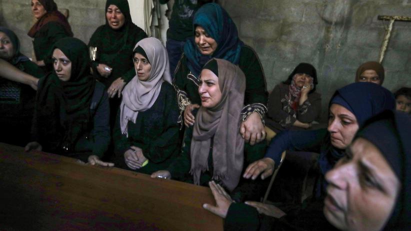 Gaza: Mehrere Tote bei Attacken auf Dschihad-Ziele