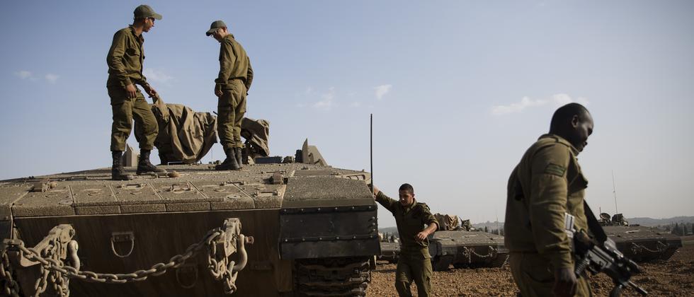 Gaza: Raketenangriffe auf Israel trotz Waffenruhe