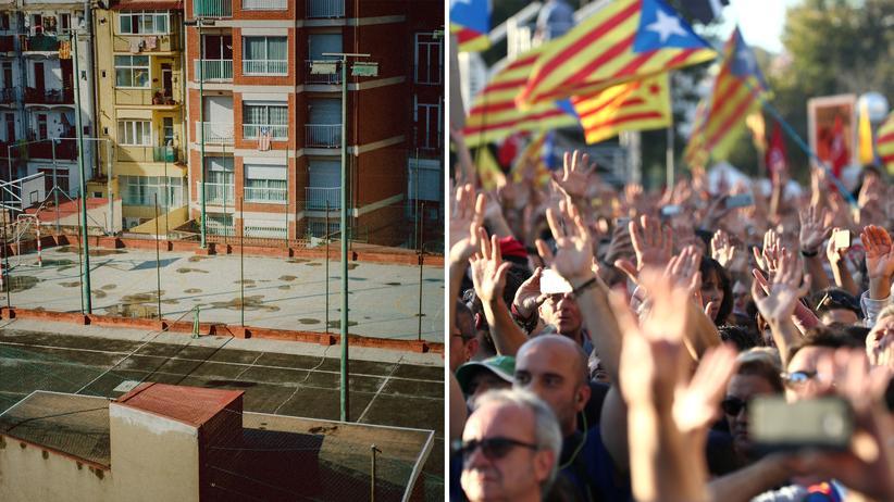 """Spanien: """"In Wahrheit kümmert dieses Elend niemanden"""""""