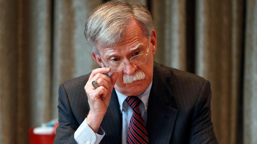 US-Regierung: John Bolton wirft Weißem Haus Blockade seines Twitter-Accounts vor