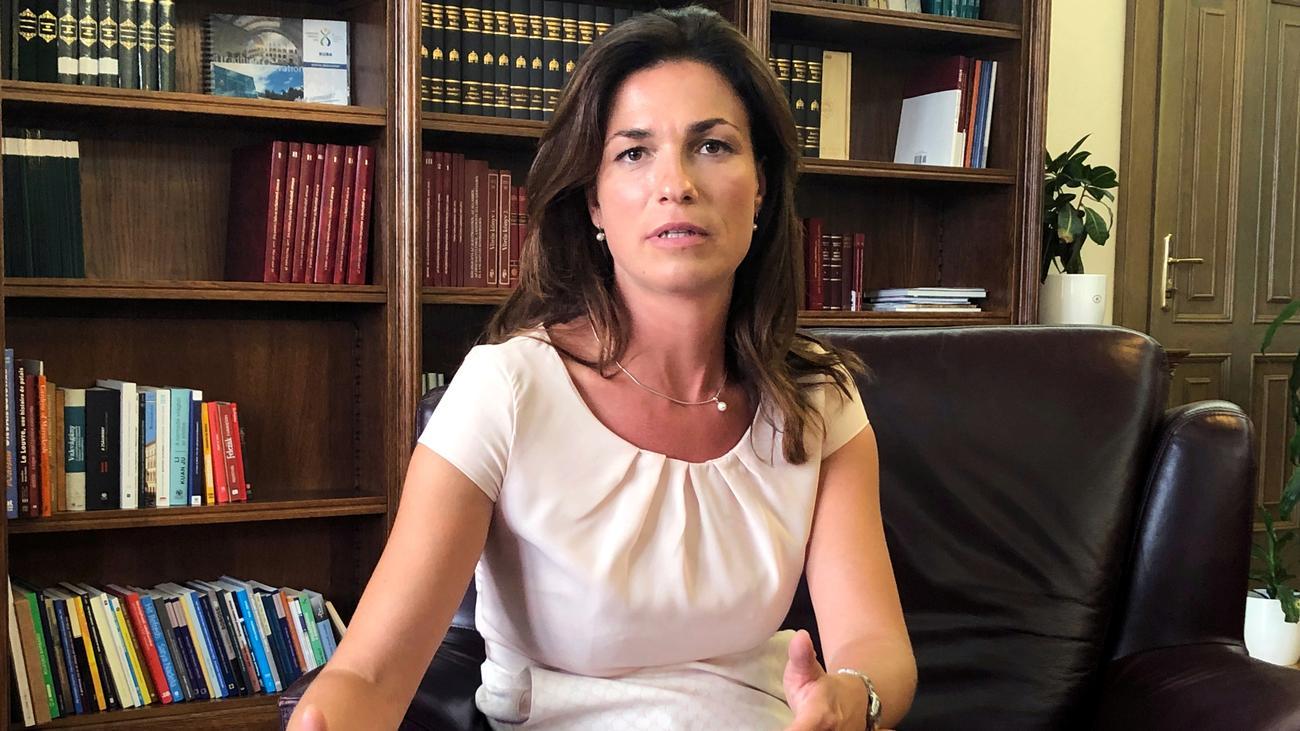 Judit Varga Ungarische Justizministerin