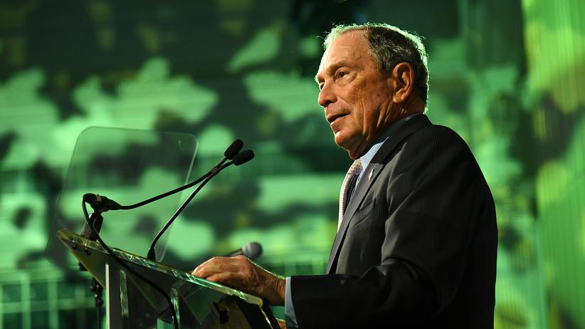 US-Demokraten: Der Milliardär Michael Bloomberg erwägt eine Kandidatur für die Demokraten.