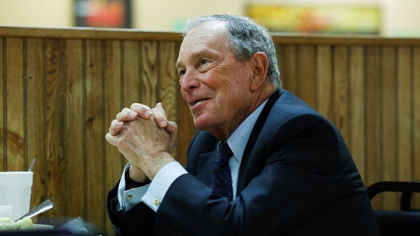 US-Demokraten: Milliardär Michael Bloomberg erklärt US-Präsidentschaftskandidatur