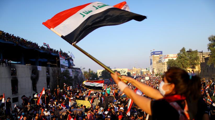 Naher Osten: Aufstand gegen den Iran