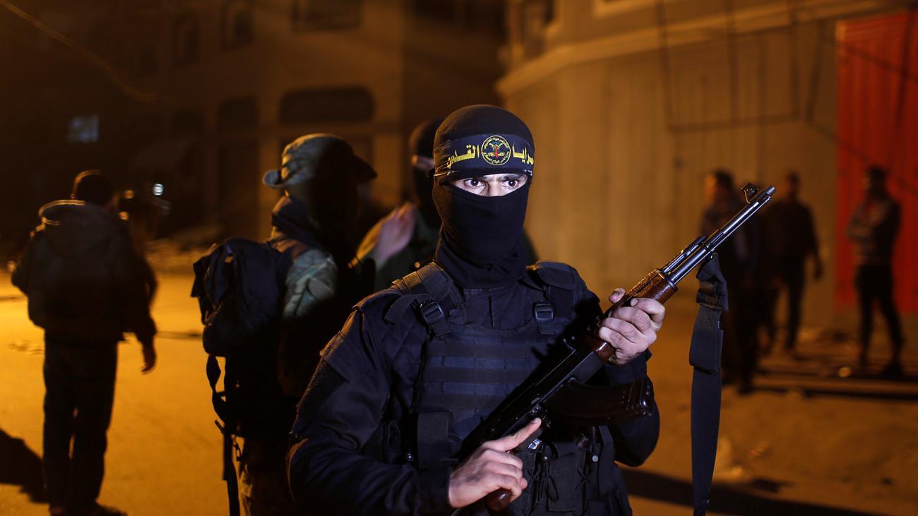 Gazastreifen: Israel tötet Anführer palästinensischer Extremistengruppe