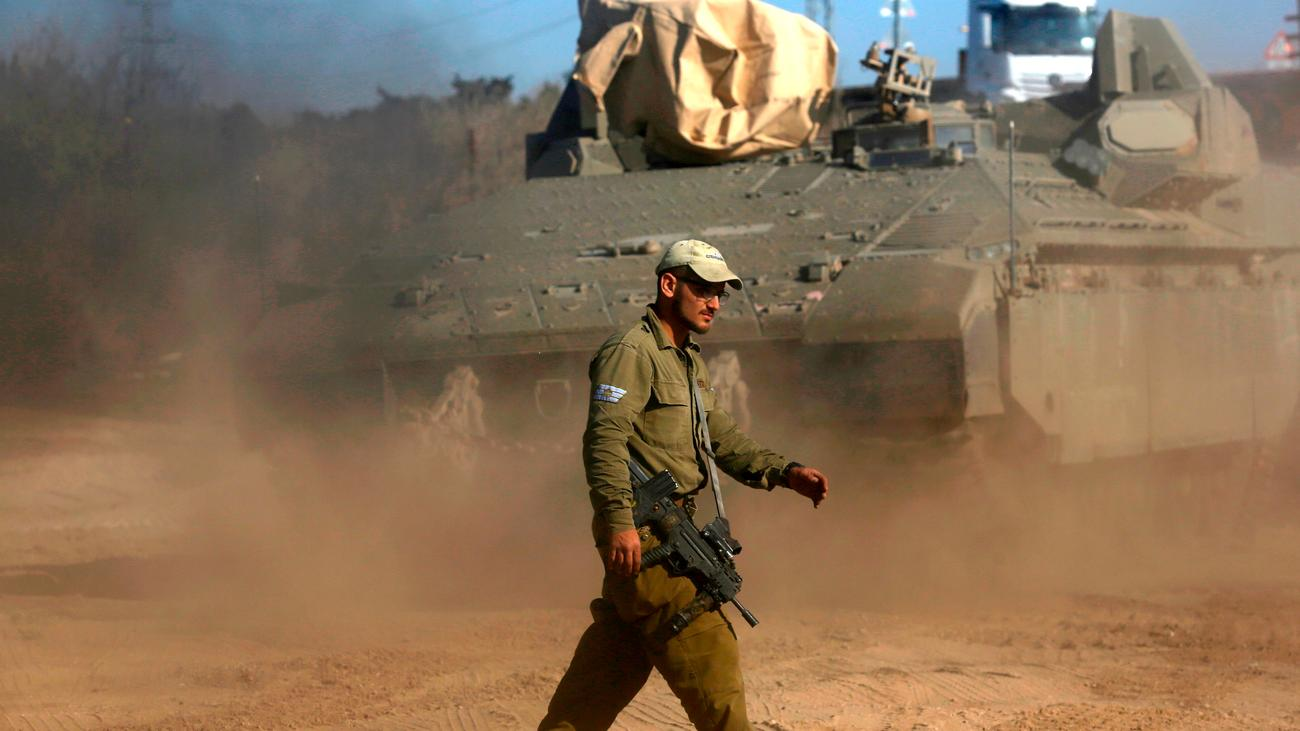 Luftangriff: Israel greift Ziele in Syrien an