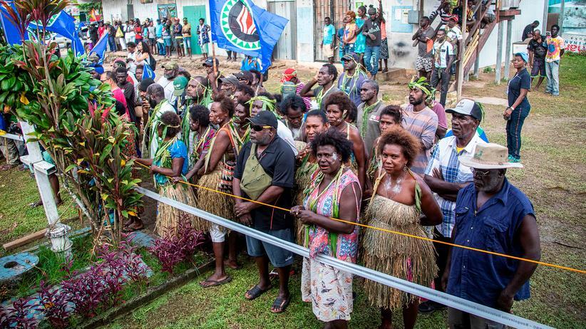Papua-Neuguinea: Bougainville entscheidet über Unabhängigkeit