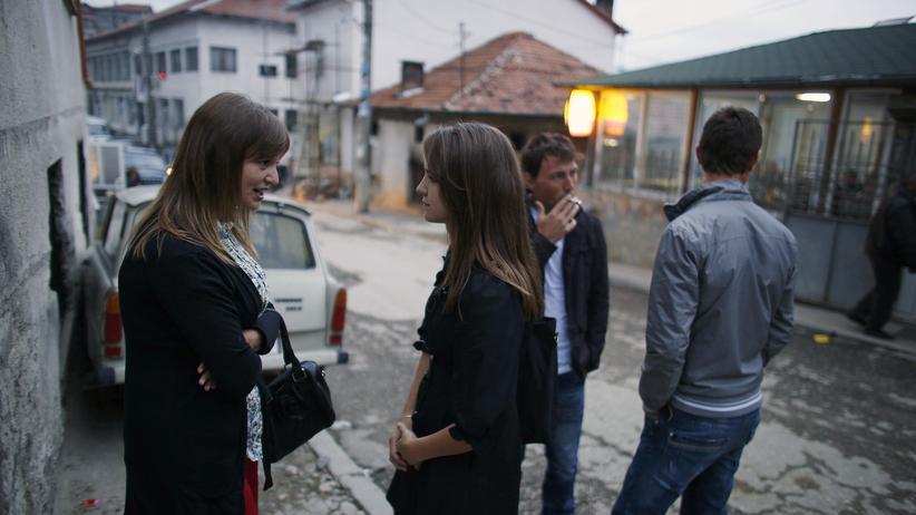 Populismus: Jugendliche in der Ortschaft Ribnovo südlich der bulgarischen Hauptstadt Sofia
