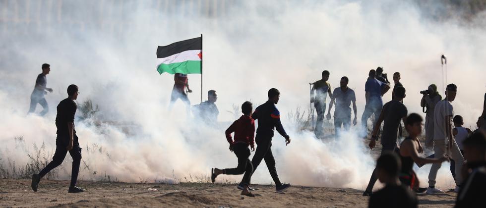 Nahost: Israel fliegt nach Raketenbeschuss Angriffe auf Gazastreifen