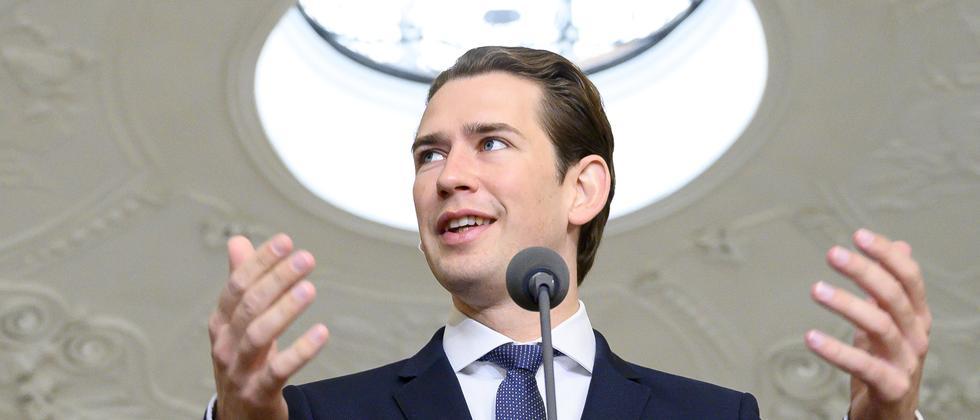 Sebastian Kurz: ÖVP für Koalitionsverhandlungen mit Grünen