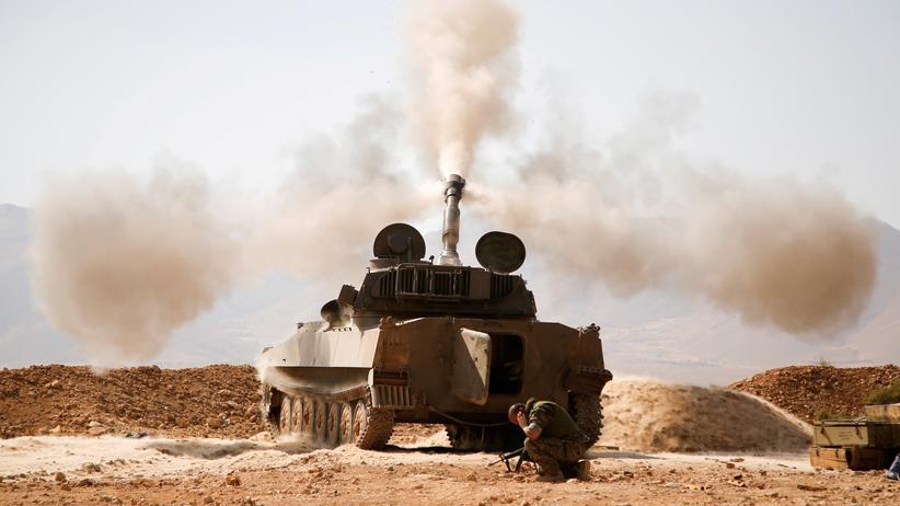Naher Osten: Israel fängt vier Raketen aus Syrien ab