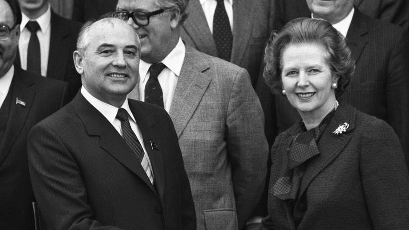 Wiedervereinigung: Ein Hort der Friedfertigkeit