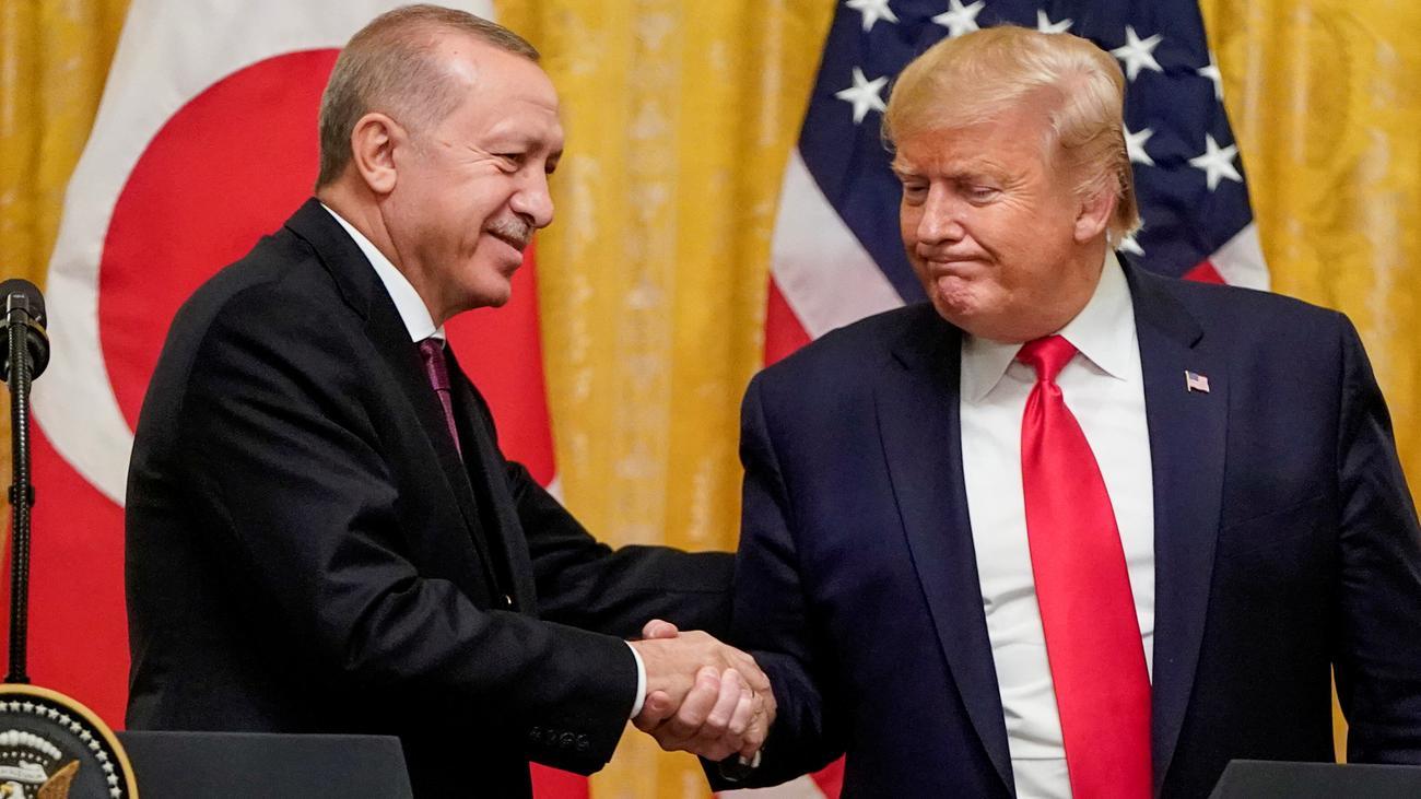 Türkei: Erdoğan will eine Million Flüchtlinge nach Syrien umsiedeln