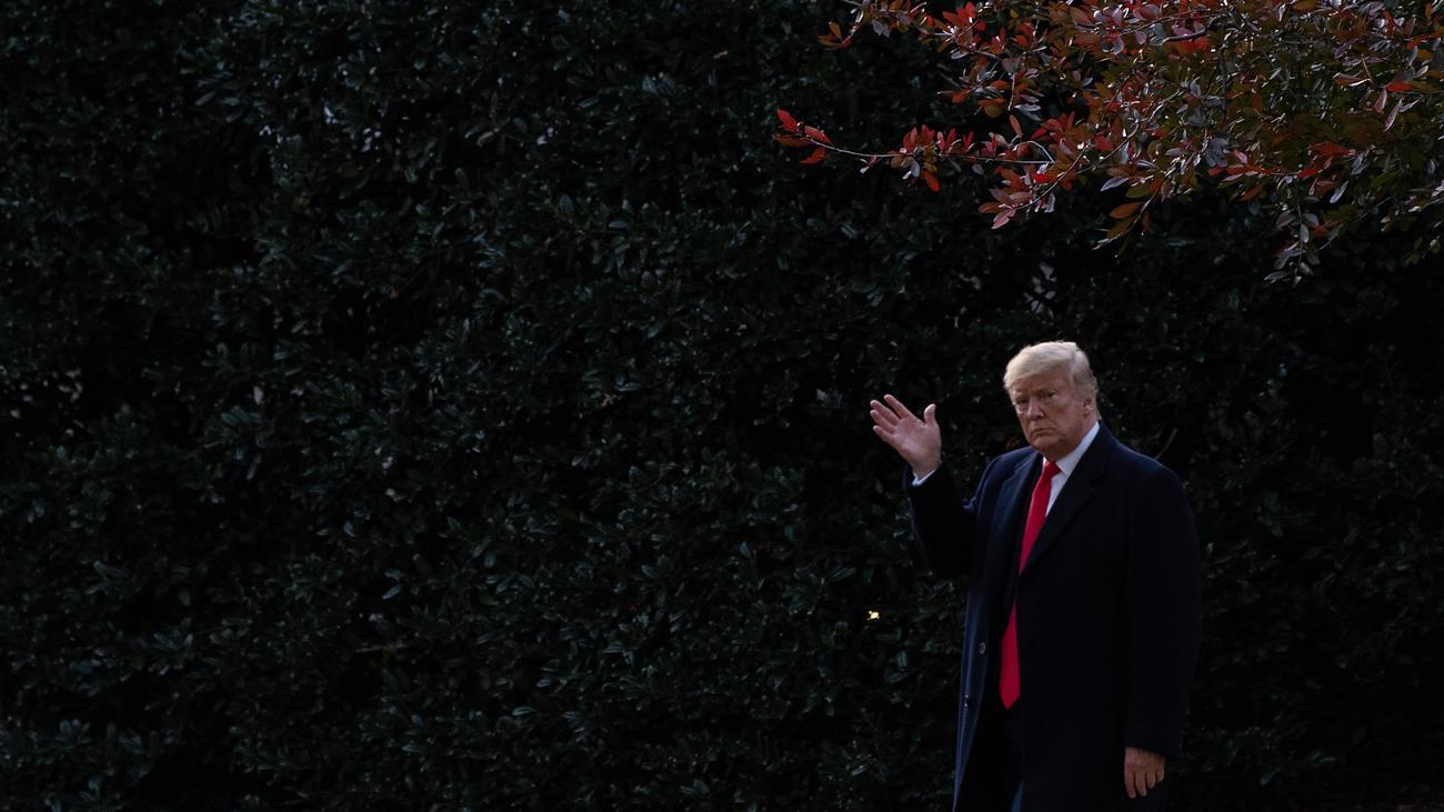 Ukraine-Affäre: Trump veröffentlicht weiteres Transkript von Gespräch mit Selenskyj