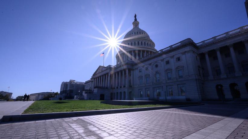 Ukraine-Affäre: Der US-Kongress treibt die Ermittlungen gegen US-Präsident Donald Trump voran.