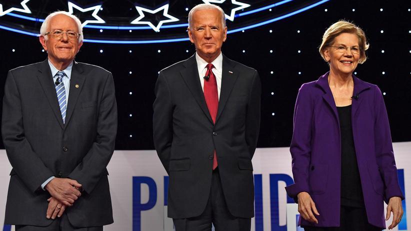US-Wahlkampf: Die Demokraten und das liebe Geld