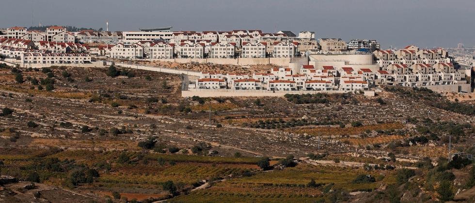 Westjordanland: Schützenhilfe für Benjamin Netanjahu