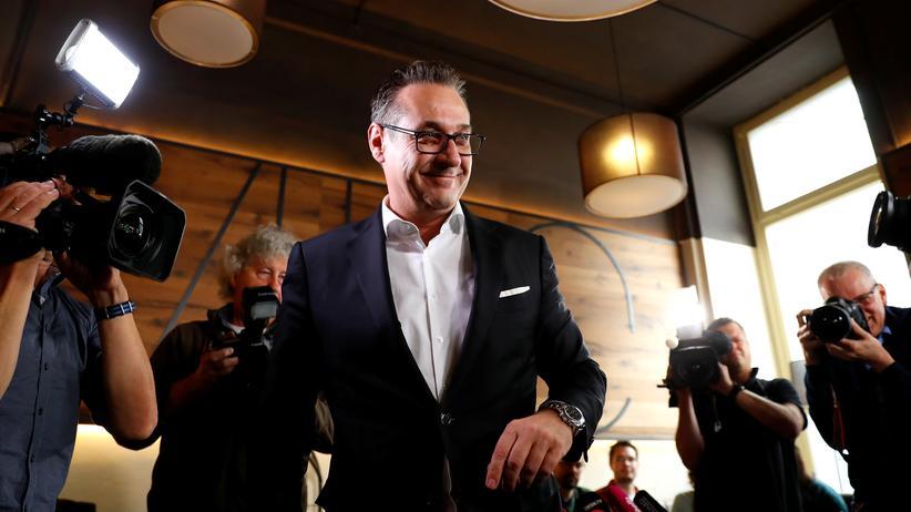 """""""Die Allianz für Österreich"""": Wiener FPÖ spaltet sich wegen Heinz-Christian Strache"""
