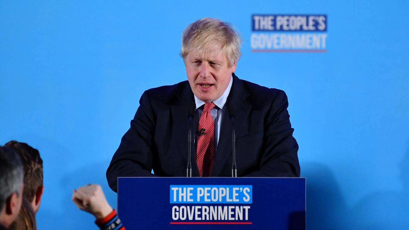 """EU-Austritt: Boris Johnson will den Brexit """"fristgerecht erledigen"""""""