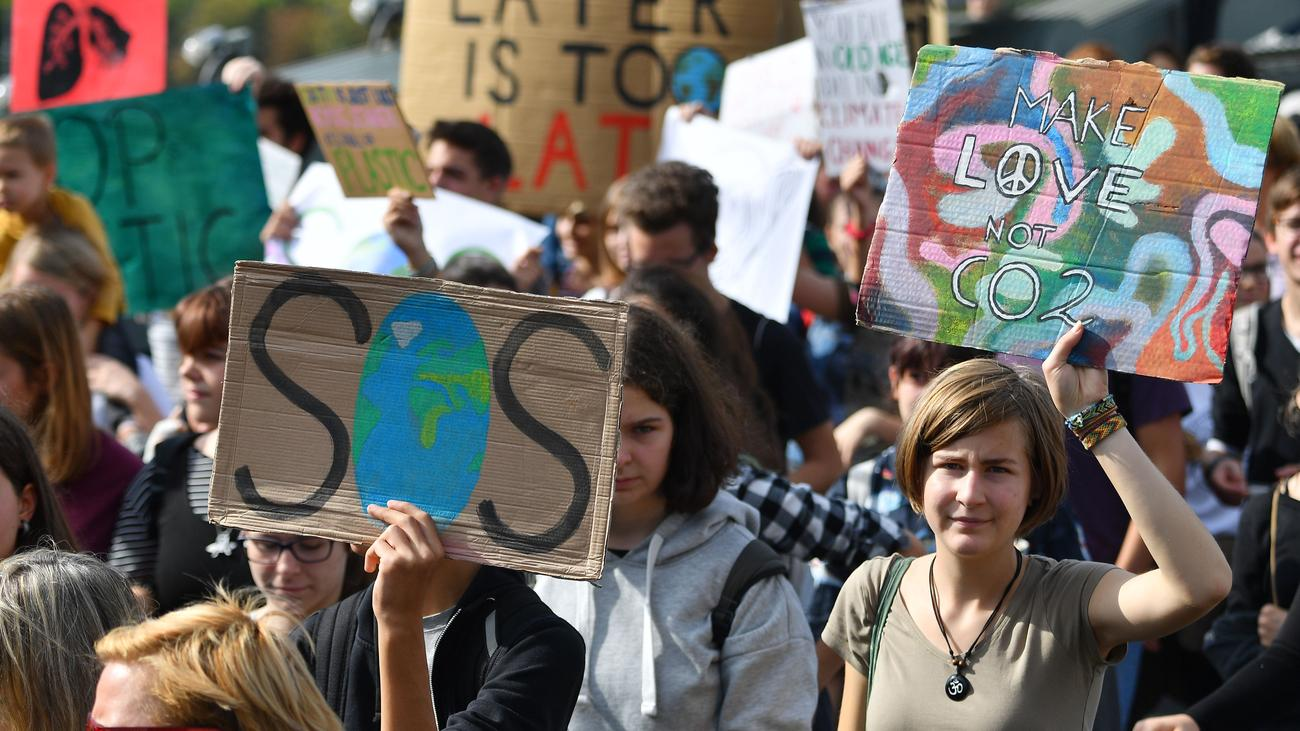 """Umweltschutz: """"Das ist Europas 'Mann auf dem Mond'-Moment"""""""