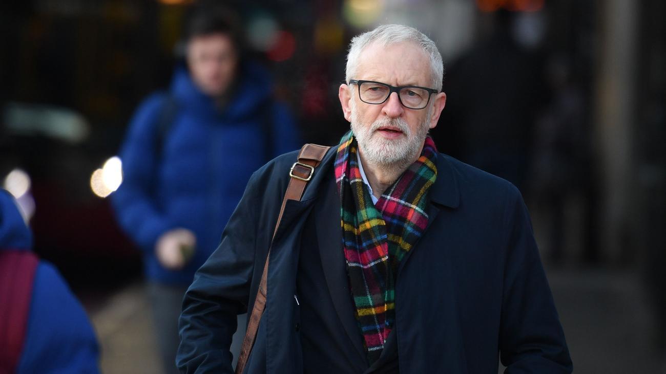 Großbritannien: Jeremy Corbyn wirft Boris Johnson Brexit-Lügen vor