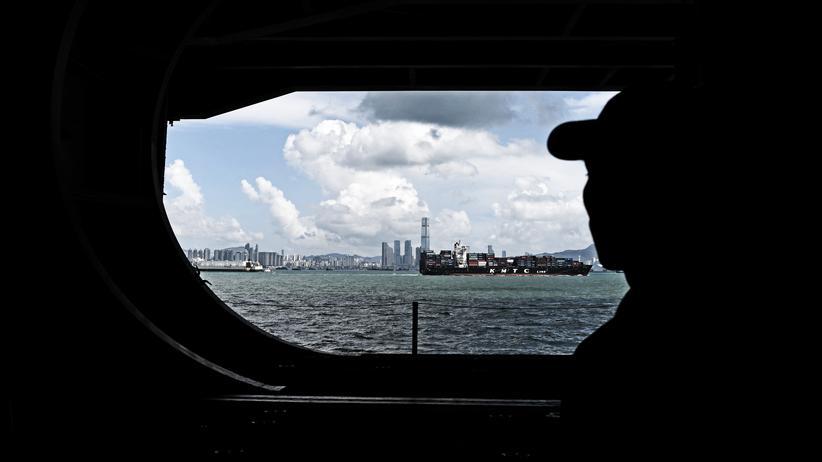 Hongkong: Hafenstopp eines US-Kriegsschiffs in Hongkong