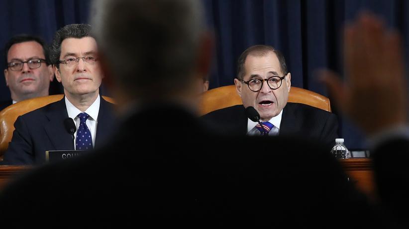 Impeachment-Anhörungen: Die Zeugen der anderen