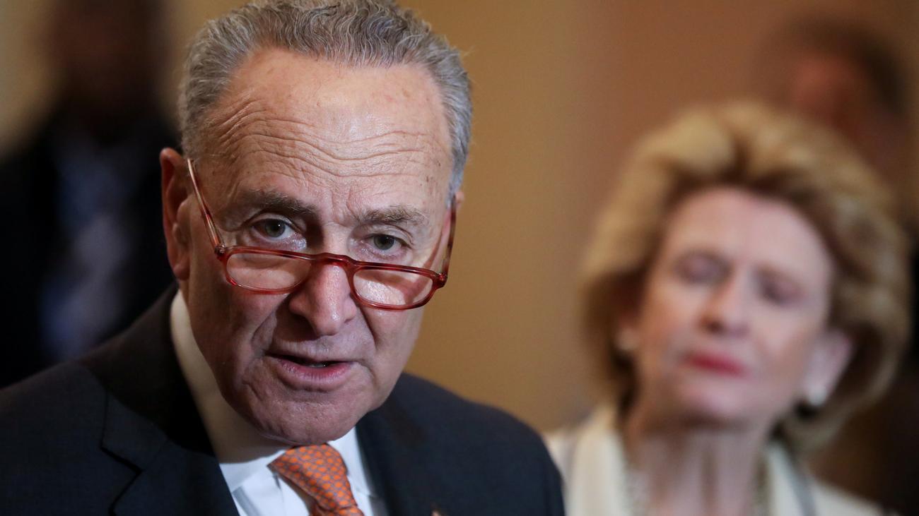 Amtsenthebungsverfahren: Demokraten fordern Herausgabe von Dokumenten