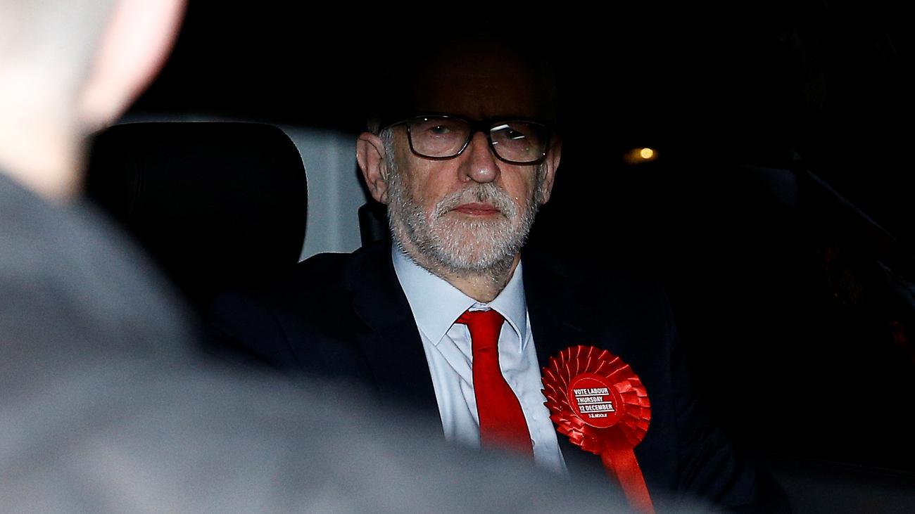 Jeremy Corbyn: Labour-Chef will Anfang des Jahres zurücktreten