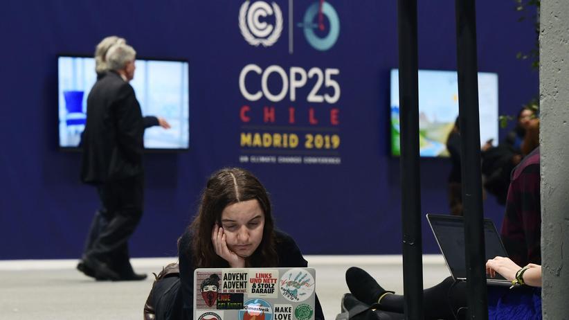 Madrid: Politiker und Umweltschützerinnen auf der Weltklimakonferenz in Madrid