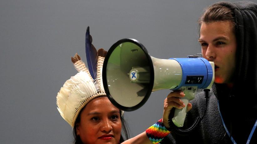 Klimaschutz: Umweltschützer kritisieren Vorschläge bei Klimakonferenz