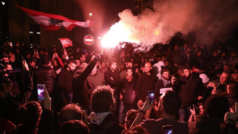 Libanon: Erneute Proteste nach Zusammenstößen in Beirut