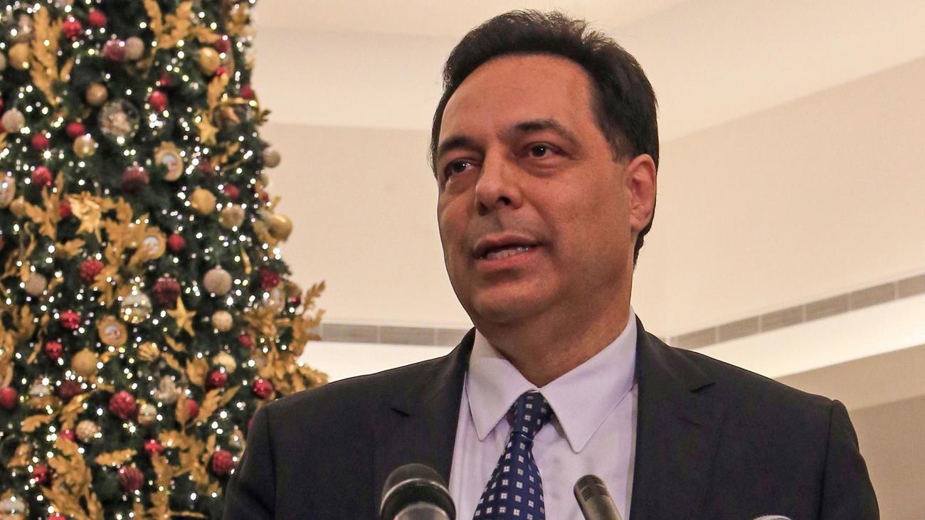 Libanon: Universitätsprofessor soll Regierung führen