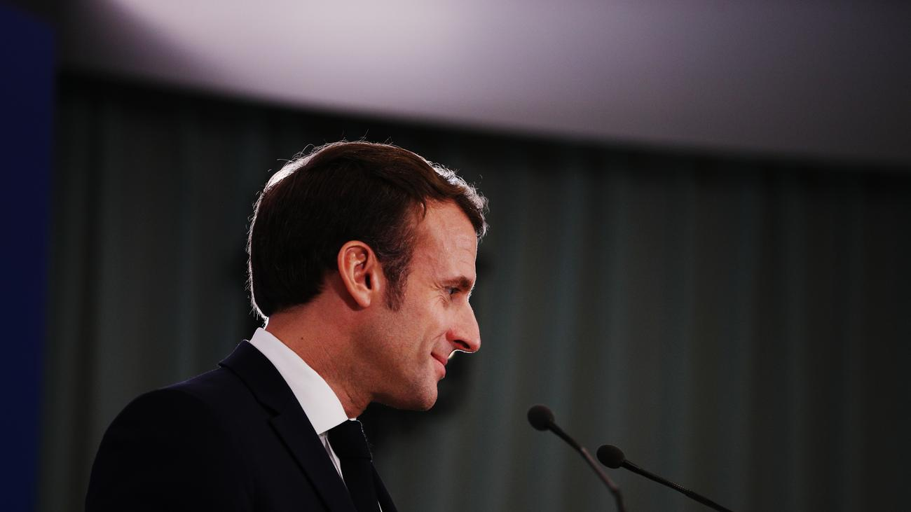 Emmanuel Macron Nato Off France Ahead Teller Report
