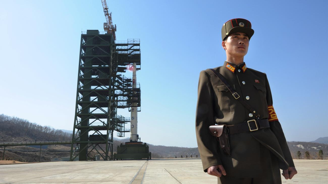 Sohae: Nordkorea meldet erneuten Test auf Satellitenstartgelände