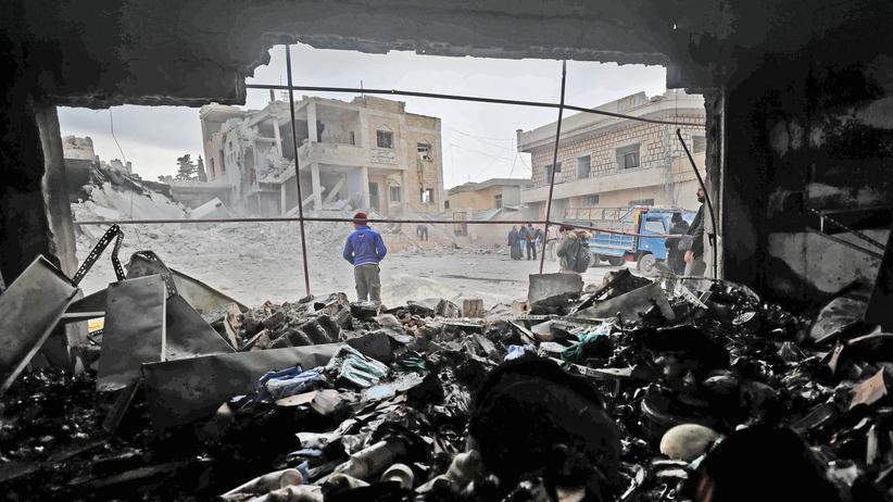 Nordsyrien: Zahlreiche Tote bei Kämpfen in Idlib