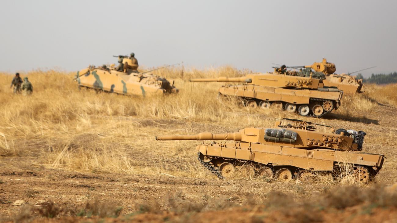 Nordsyrien: Türkei schiebt angebliche Terroristen nach Frankreich ab