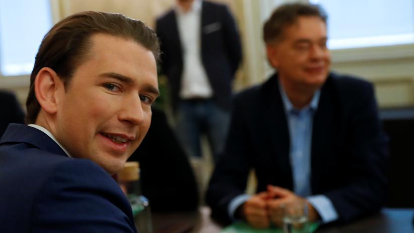 Österreich: ÖVP und Grüne kurz vor der Einigung auf eine Koalition