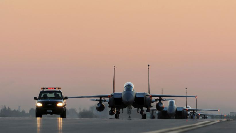 Türkei: Recep Tayyip Erdoğan droht mit Schließung von US-Stützpunkten