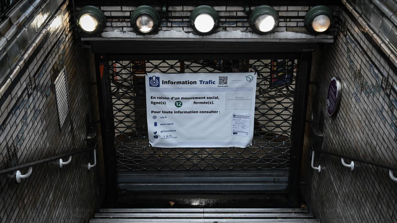 Rentenreform: Französische Gewerkschaften rufen zur Ausweitung der Streiks auf