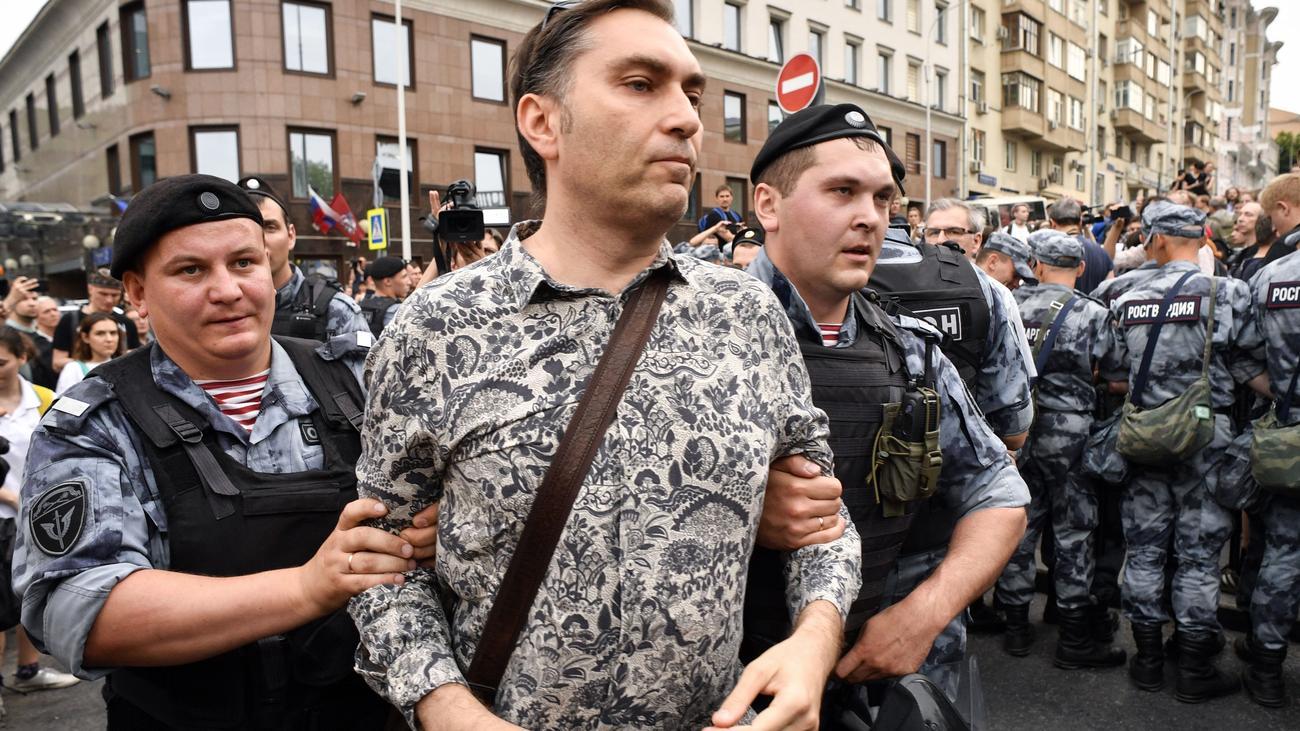 """Putin lässt Journalisten als """"ausländische Agenten"""" einstufen"""