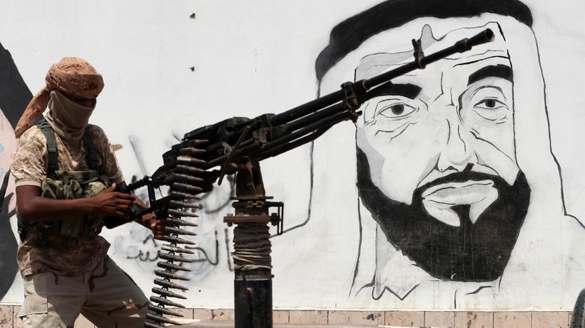 Jemen-Krieg: Menschenrechtler erstatten Anzeige gegen Rüstungsunternehmen