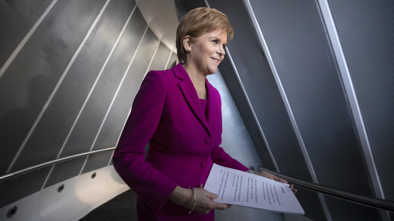 Schottland: Boris Johnson lehnt neues Unabhängigkeitsreferendum für Schottland ab