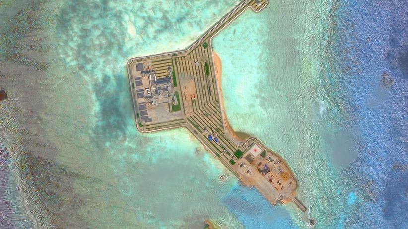 Südchinesisches Meer: Machtspiele auf offener See