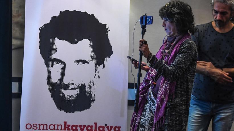 Türkei: Europäischer Gerichtshof fordert Freilassung von Osman Kavala