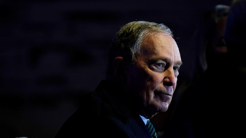 US-Wahlkampf: Häftlinge warben für Michael Bloomberg