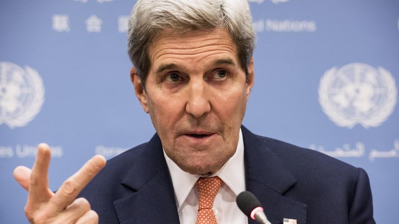 """""""World War Zero"""": Ex-Außenminister John Kerry startet Bündnis gegen den Klimawandel"""