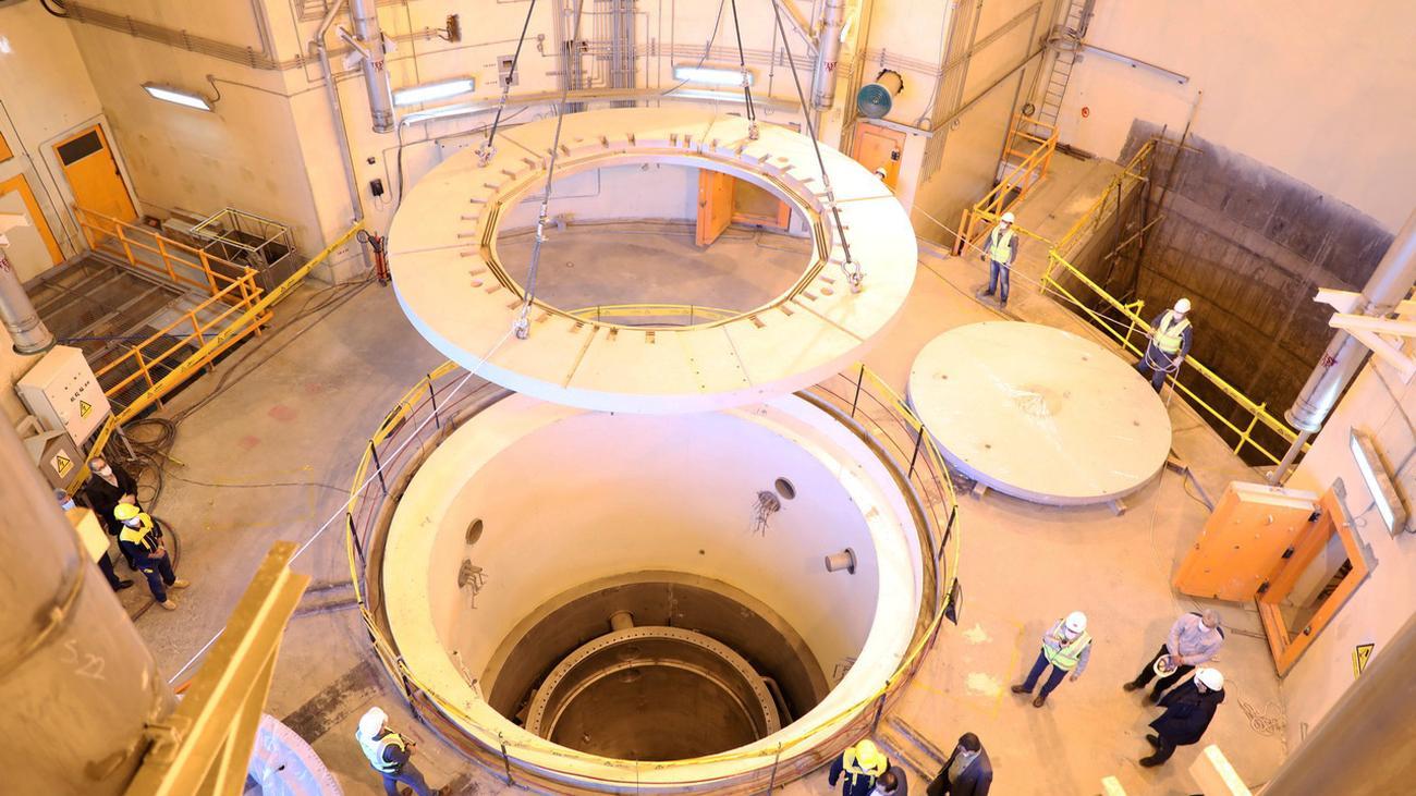 Atomstreit: Iran will sich nicht mehr an Auflagen des Atomabkommens halten
